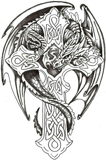 Pin by Danelle Scheffler on john tattoo | Pinterest | Dragons ...