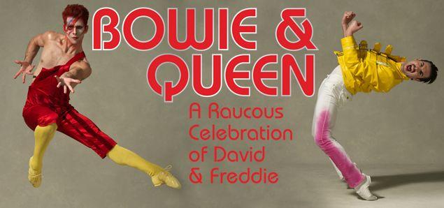 Bowie & Queen