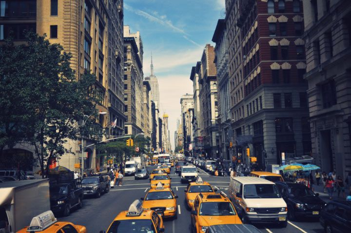 Where I want to visit at least once a month...nyc