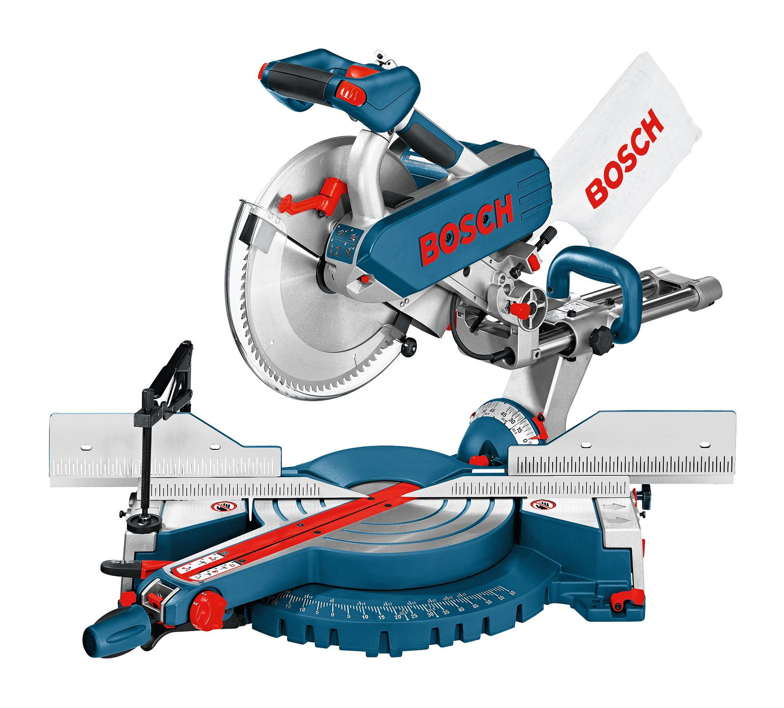 Bosch Gcm 12sd 305mm 12inch Dual Bevel Glide Miter Saw Oficina De Garagem Indio Garagem