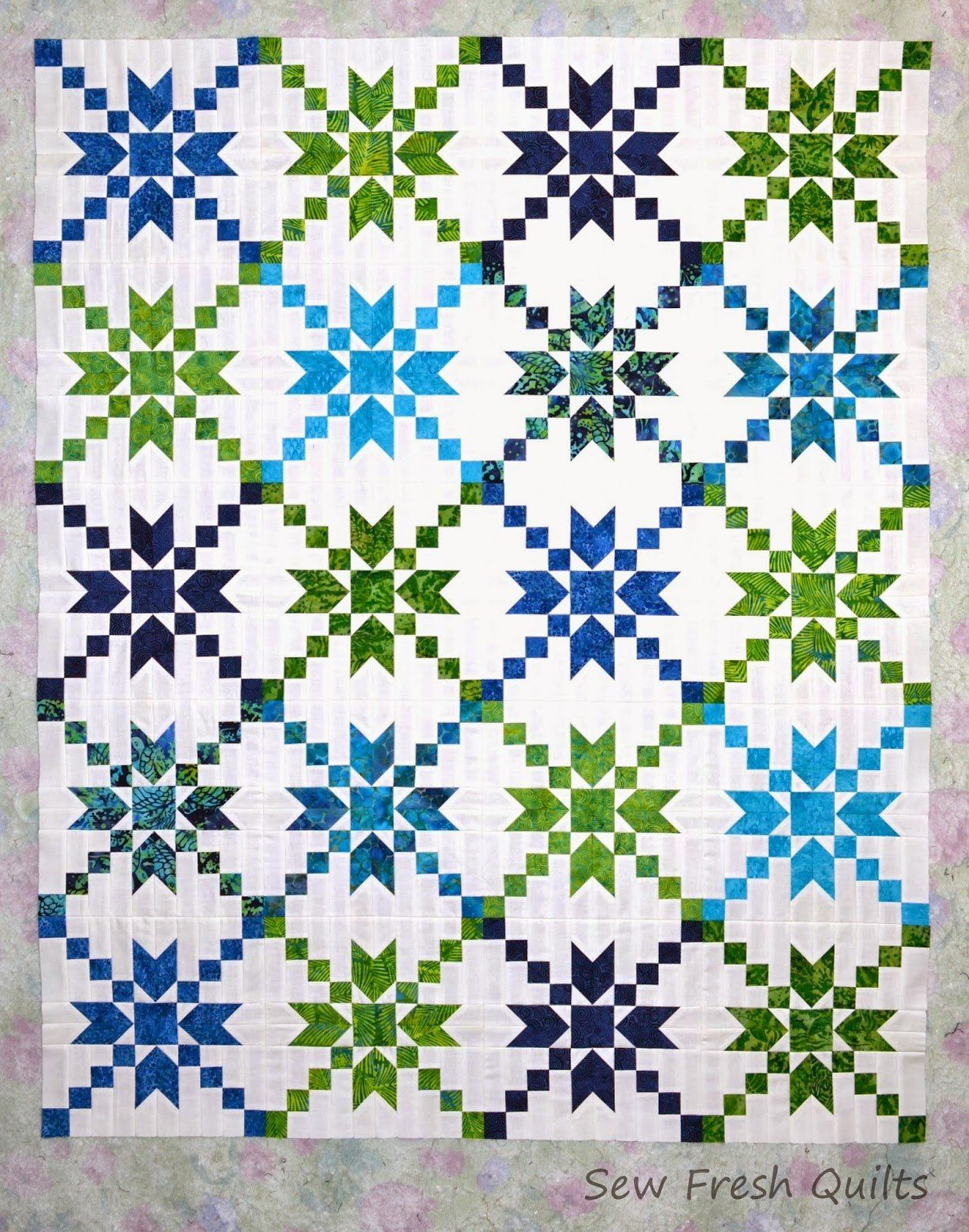 Free Tutorial - Stepping Stones Quilt Block by Lorna   A - Sewing ... : block by block quilting - Adamdwight.com