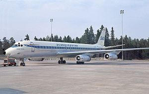 Scandinavian Airlines Dc 8 62 Ln Moo Scandinavian Airlines System Flight 933 Wikipedia The Free Encyclopedia Scandinavian Airlines System Airlines Sas