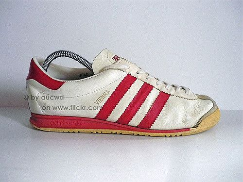 70`S / 80`S VINTAGE ADIDAS VIENNA SHOES in 2019 | Vintage ...