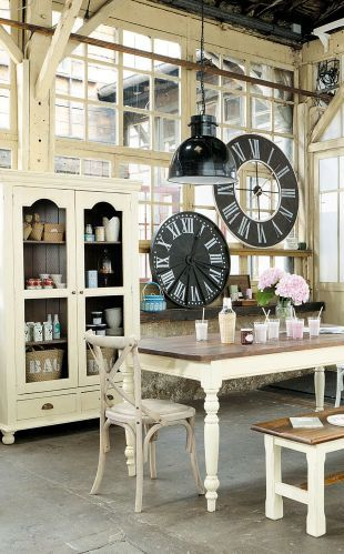 cuisine bistrot d coration cuisine bistrot pinterest cuisine bistrot pendule et le style. Black Bedroom Furniture Sets. Home Design Ideas
