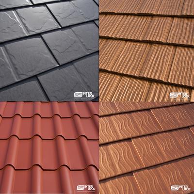 Aluminum Roofing By Interlock Metal Roofing Systems Metal Roof Aluminum Roof Metal Roofing Systems
