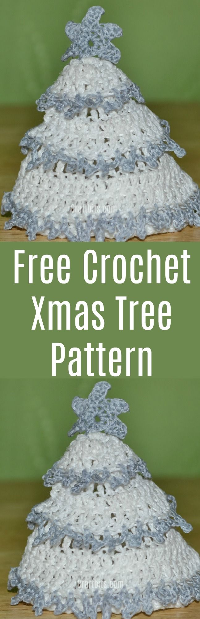 This vintage crochet pattern for a christmas tree has old world this vintage crochet pattern for a christmas tree has old world charm everything old becomes bankloansurffo Gallery