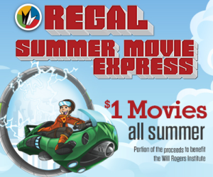 Regal Entertainment $1 Movies for 2015 Summer Movie Express! Check out this list of movies! So awesome, what a deal!