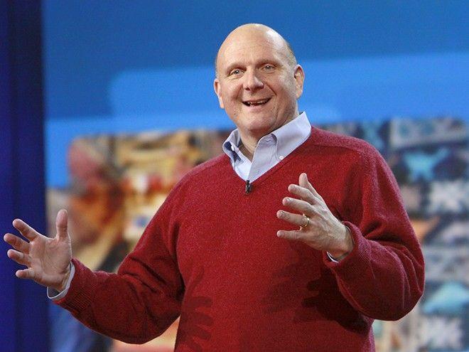 Luego de que Tim Cook criticara Surface, Steve Ballmer, presidente de Microsoft salió a defenderla http://ow.ly/eTxHN