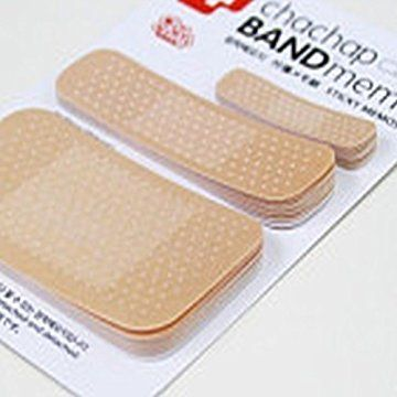 Band Aid Style Sticky Note Novelty Plaster Memo Pad Page Flags Nurse Doctor