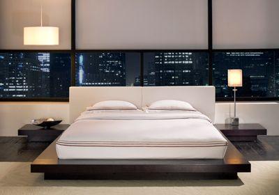 Worth Bed - King $1,375.00 | ModLoft Furniture | Pinterest | Bed ...