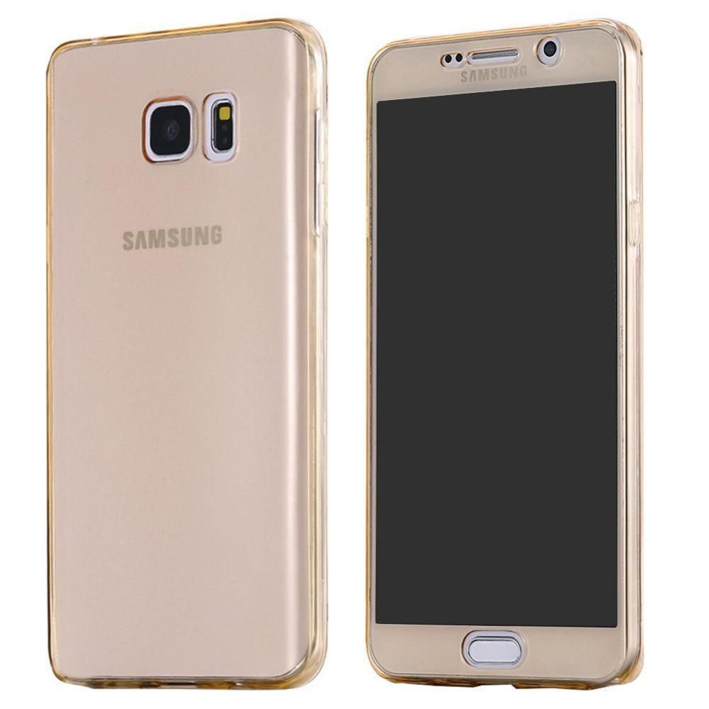 For Samsung Galaxy A3 A5 A7 J5 J7 2016 J1 J3 Grand Prime S4 S5 S6 S7 Edge Case Soft Tpu Full Body Protective Clear Cover Cases In 2021 Samsung Galaxy Samsung Galaxy