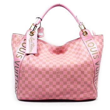 Louis Vuitton 2009 series bags GM M95097 Pink [M95097Pink ...