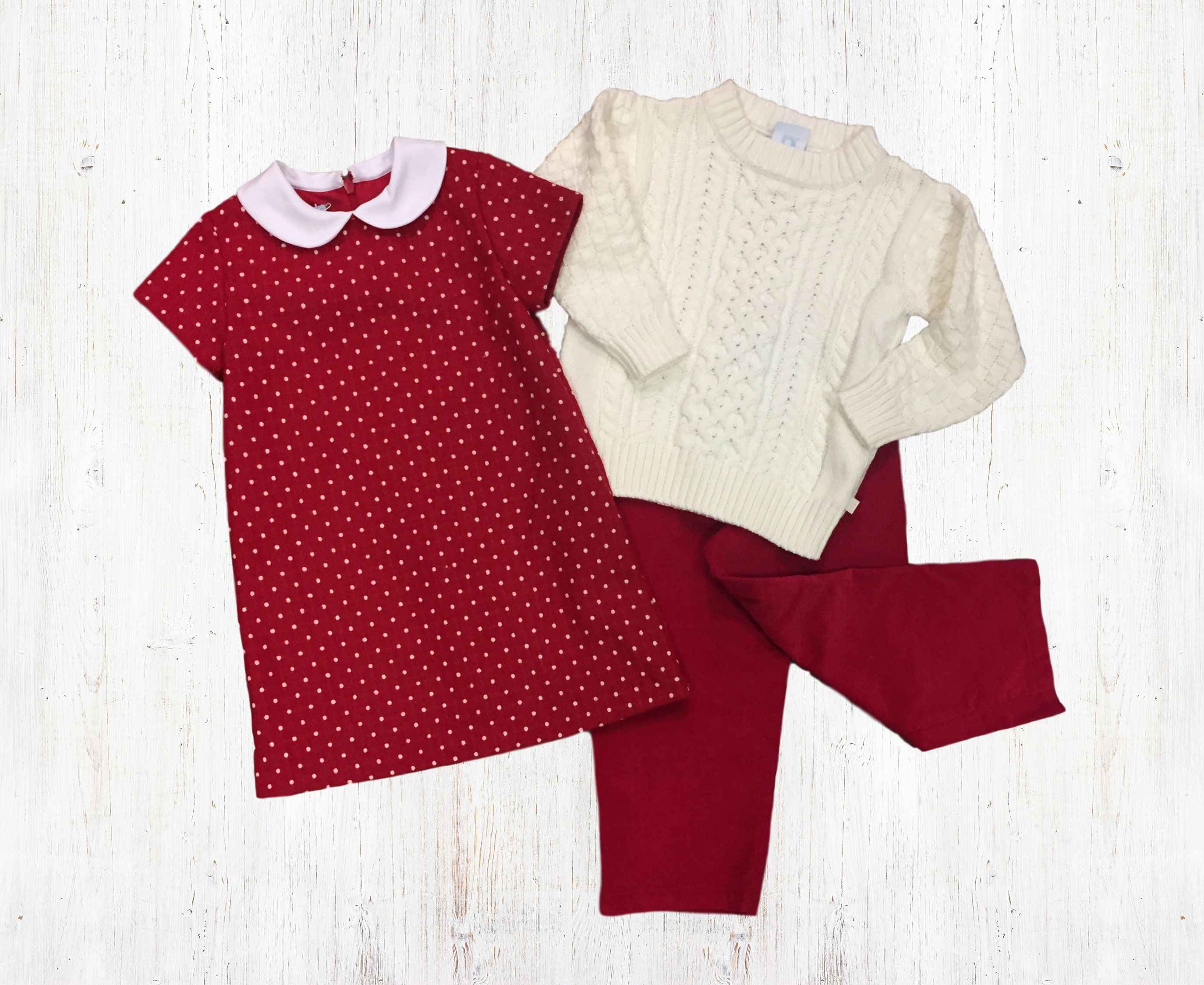 Bella Bliss Wool Dress And The Bella Bliss Milo Pullover Will Make