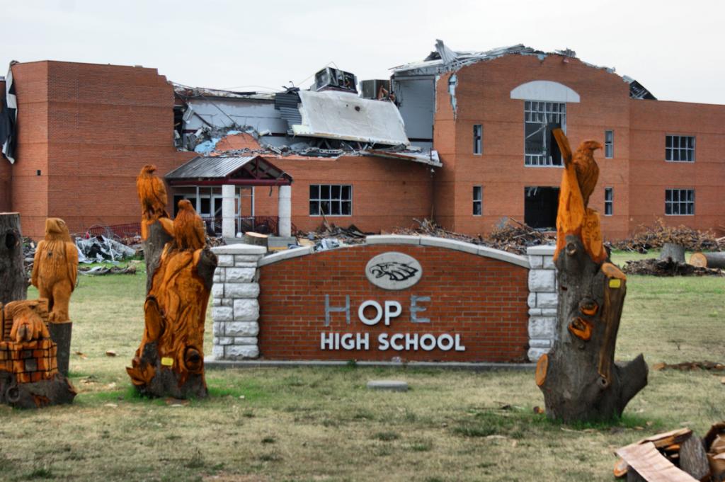 When did the joplin tornado happen
