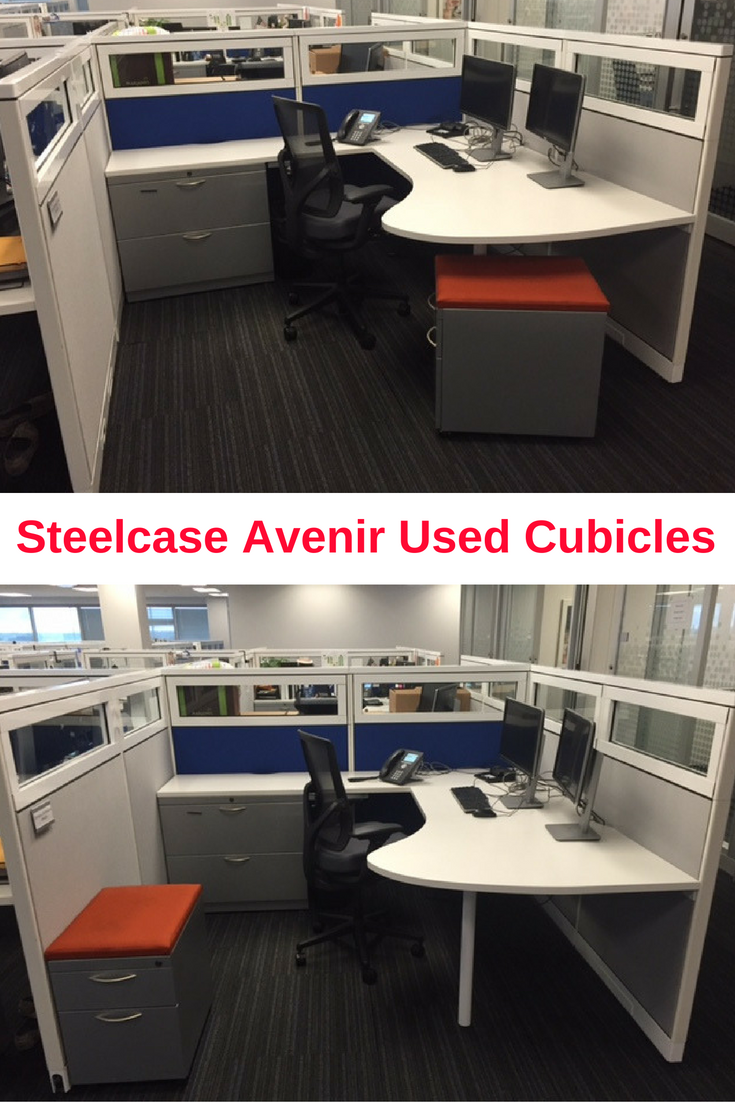 expensive office cubicle sets. Beautiful Steelcase Used Cubicles With Glass! Modern White Trim \u0026 Gray Panel Fabric Blue Accents. If You Are Doing An Office Design Or Lay-out Expensive Cubicle Sets N
