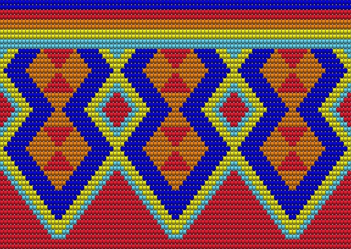 Pin de Daria Shi en Tapestry crochet | Pinterest | Mochilas ...