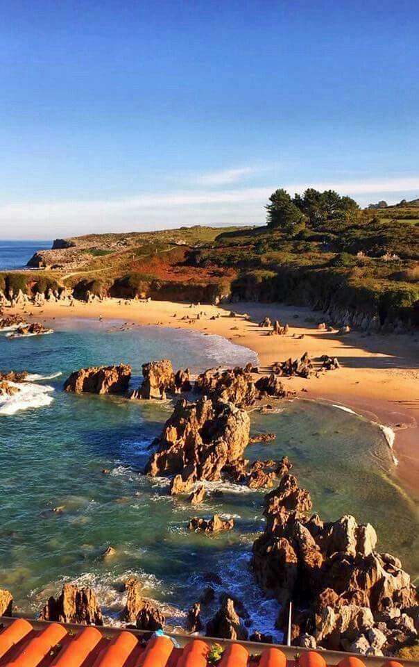 Playa De Toro Llanes Asturias Playas De Asturias Playas Paradisiacas Lugares De España