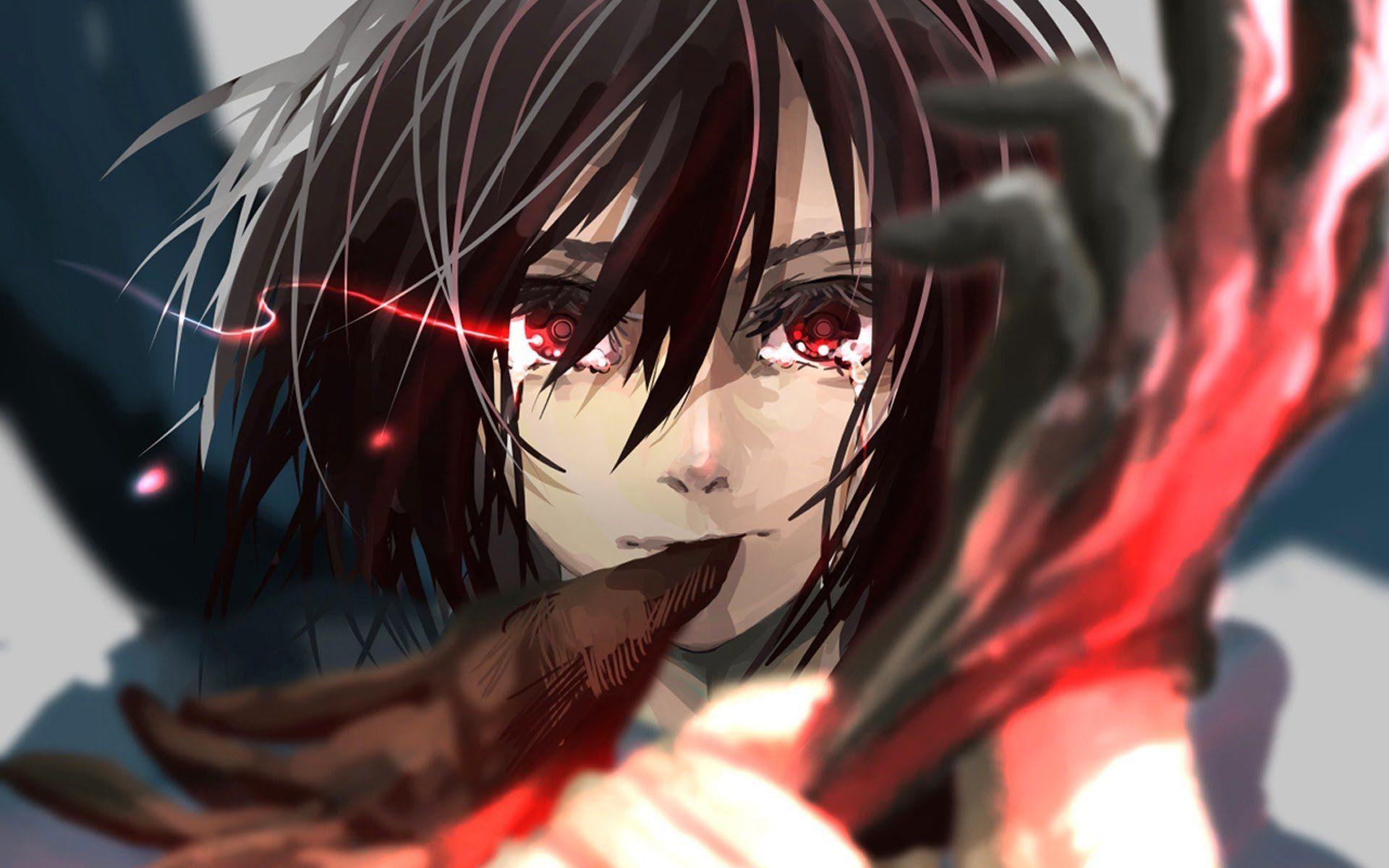 Anime Attack On Titan Mikasa Ackerman Wallpaper Attack