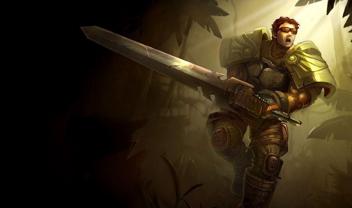 Garen | League of Legends