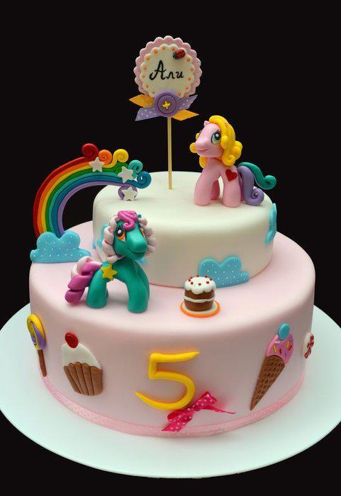 ''My Little Pony'' Cake