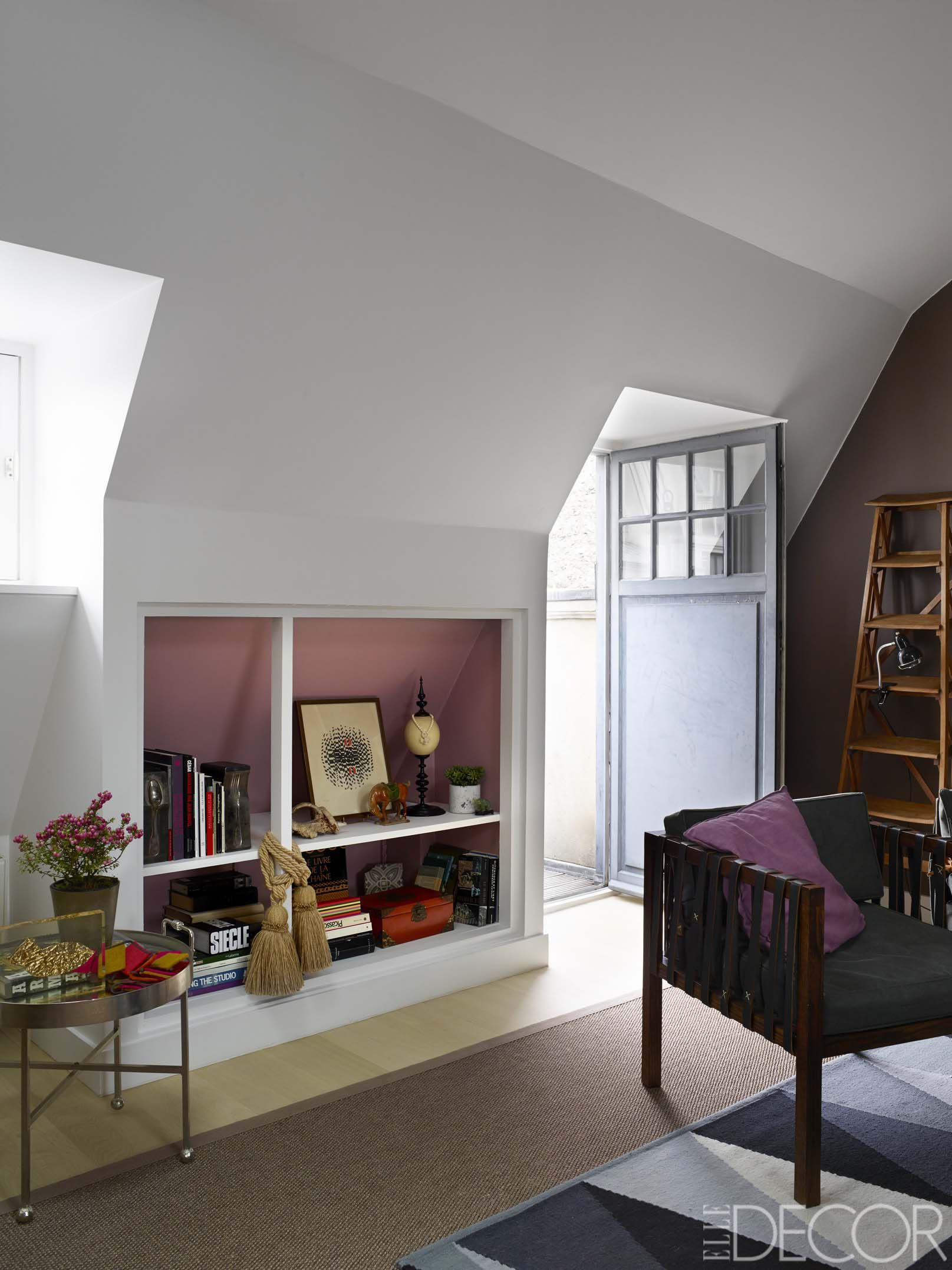 HOUSE TOUR Inside A Bohemian Rooftop Apartment In Paris