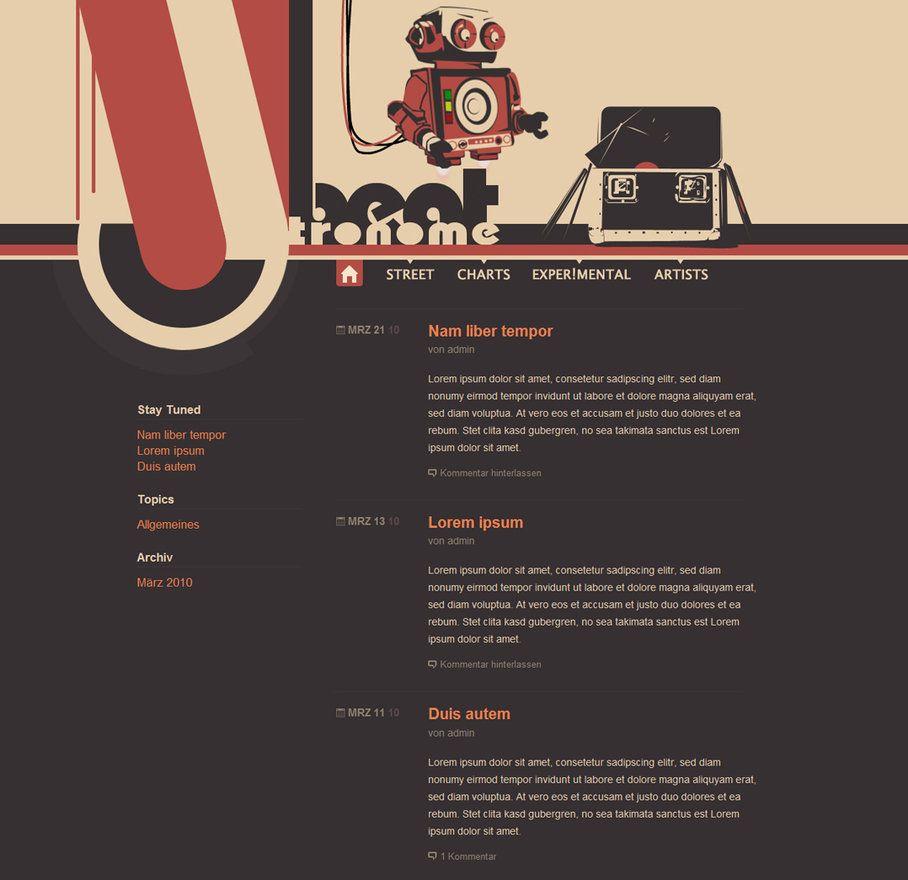 Bauhaus Style Website By Friedhelm Bauhaus Bauhaus Style Web Design