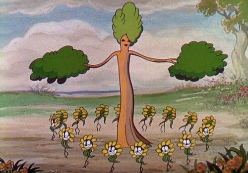 Silly Symphonies Flowers and Trees