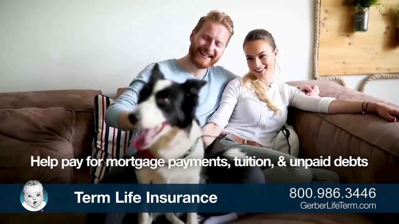 Gerber Term Life Insurance Protection When You Need It Most