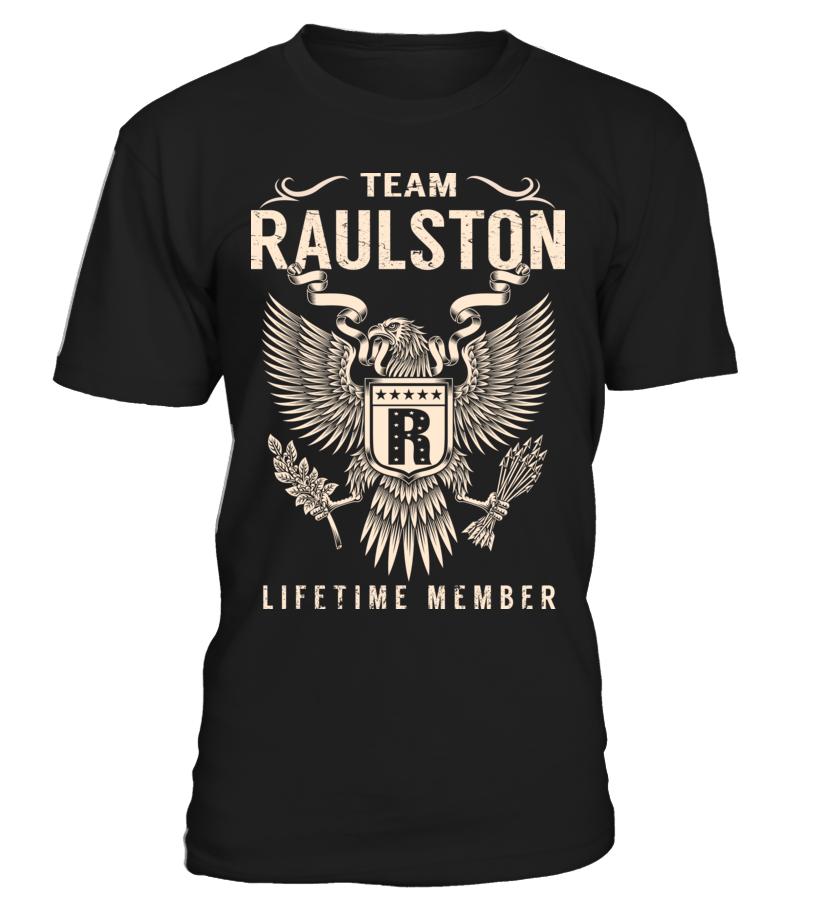 Team RAULSTON - Lifetime Member