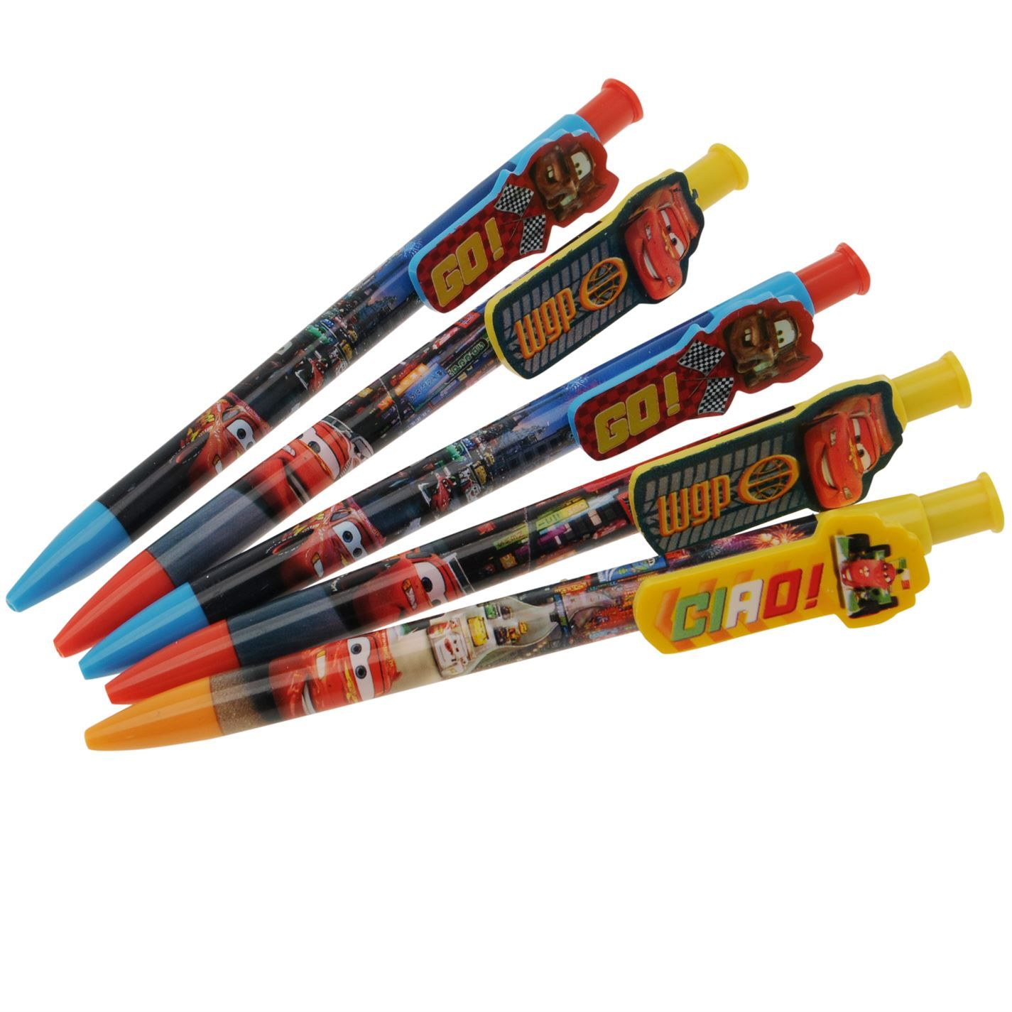 Edco | Edco Disney 5pc Pen Set | Gifts and Toys