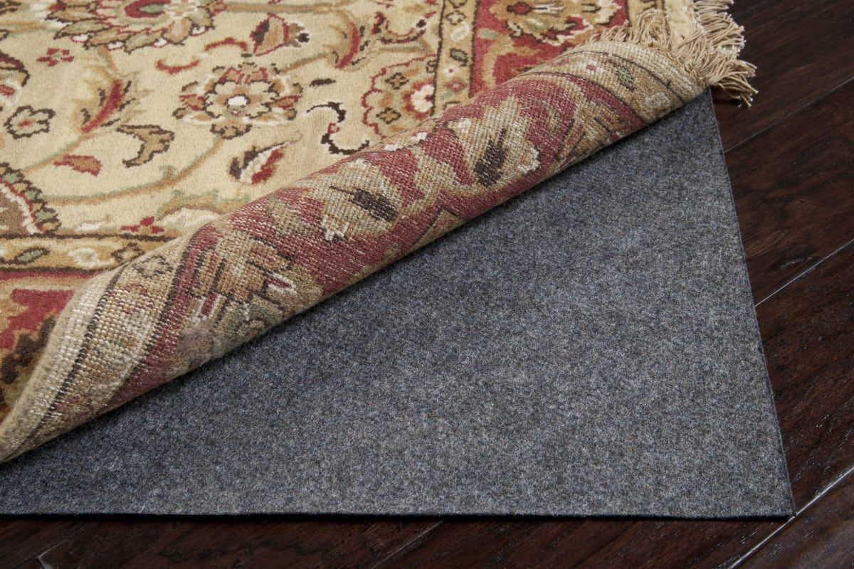 Surya Pad S Standard Felted Wool Rug Pad 2 1 2 X 10 Home Decor Rugs Rug Pad Rug Pad Area Rug Pad Rugs
