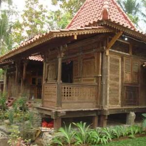 Gladak Lumbung Joglo Limasan Wooden Houses For Sale Rumah Impian Rumah Kayu Rumah