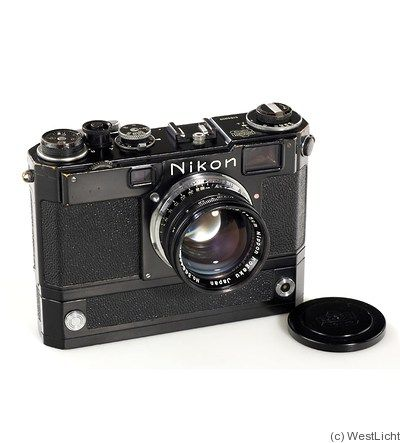 Nikon: Nikon S2-E (black paint) Price Guide: estimate a camera value
