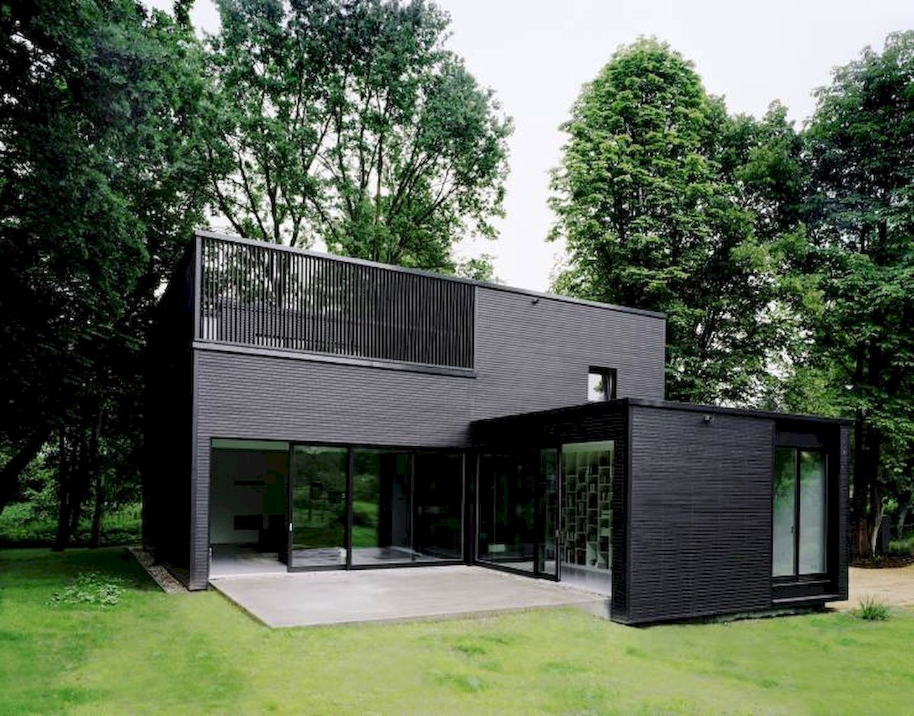 Awesome 65 Gorgeous Shipping Container House Ideas on A
