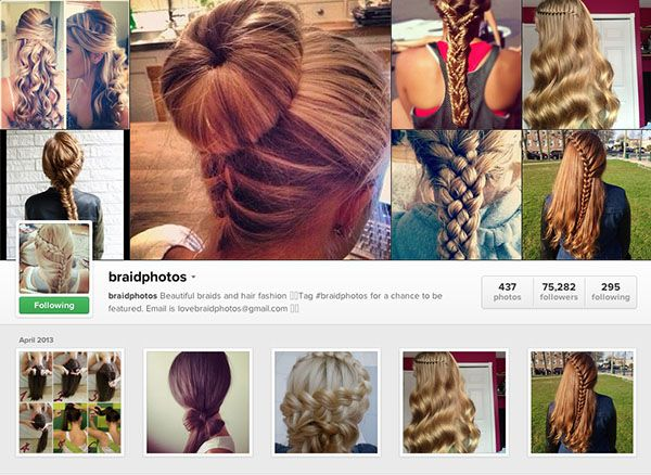 Top 10 Hair Obsessed Instagram Accounts To Follow Outfit