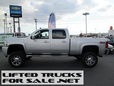 2014 Chevy Silverado 2500hd Ltz Alc Z92 Lifted Truck Lifted
