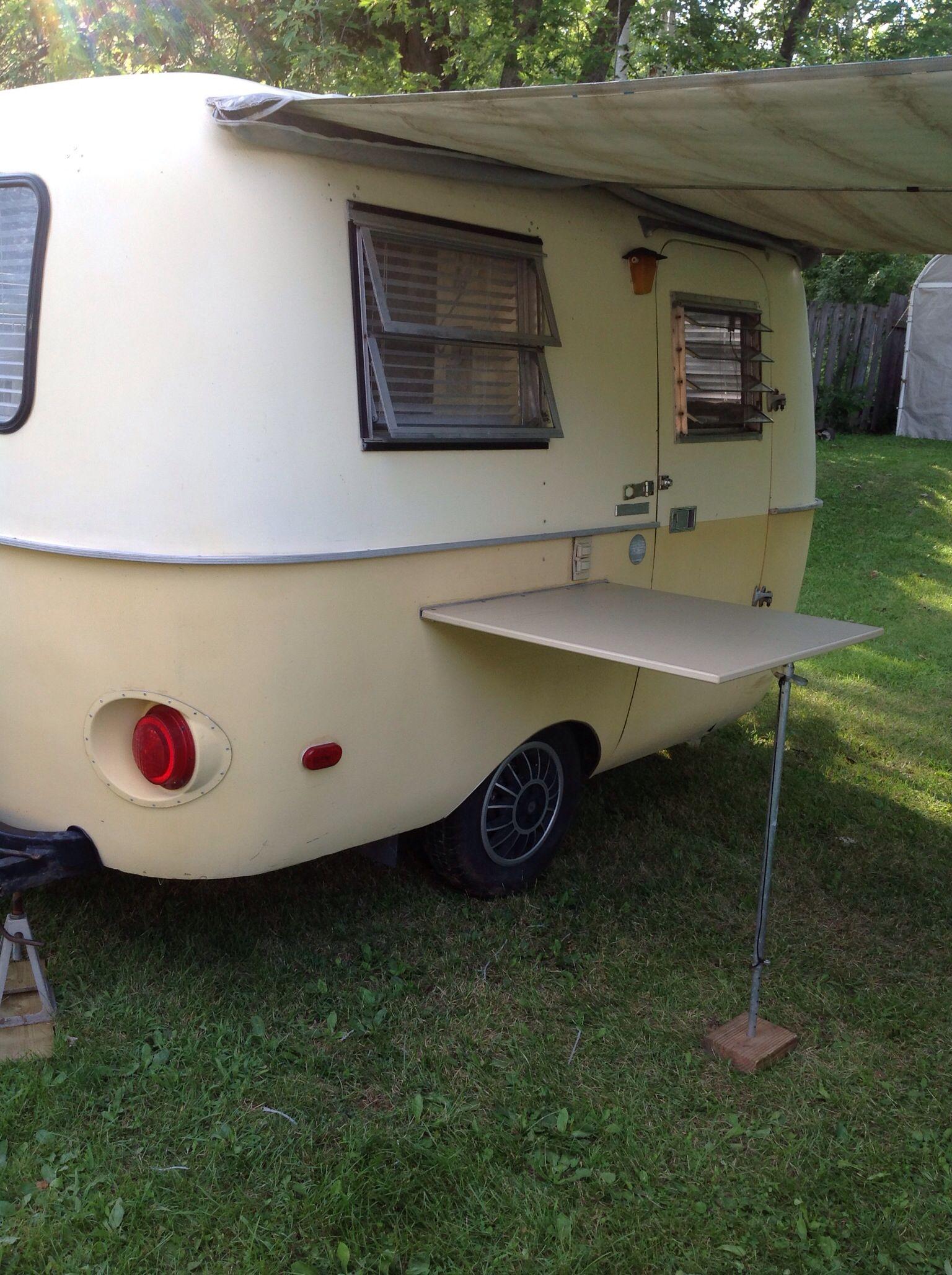 Mikeyampaposs 1977 Boler Recreational vehicles Fiberglass camper