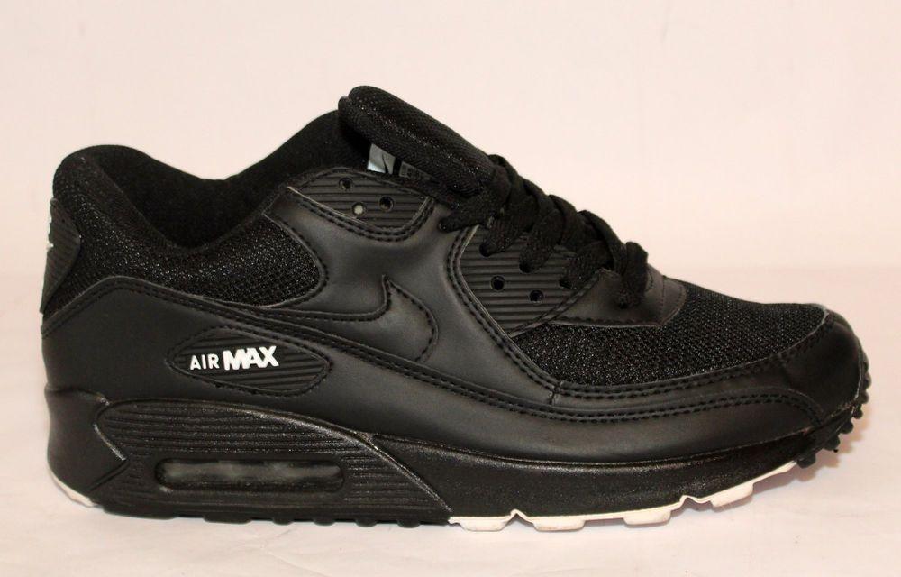 CHAUSSURES T HOMME Nike Air Max baskets NOIR T CHAUSSURES 45 NEUVES VALEUR REEL c9a784