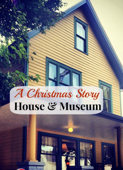 A Christmas Story House & Museum in Cleveland   Perfect place ...