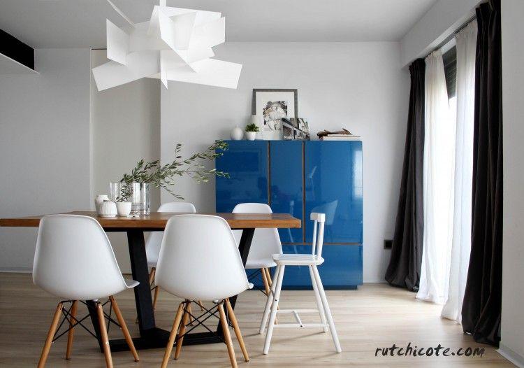 Mi salón comedor para #la casa del año | bolas navidad | Pinterest ...