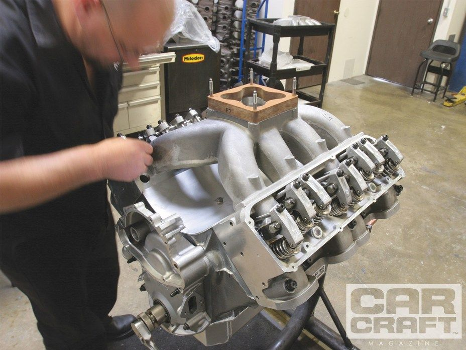 Pontiac 400 Poncho Engine Build - Andy Mitchell Of Hardcore