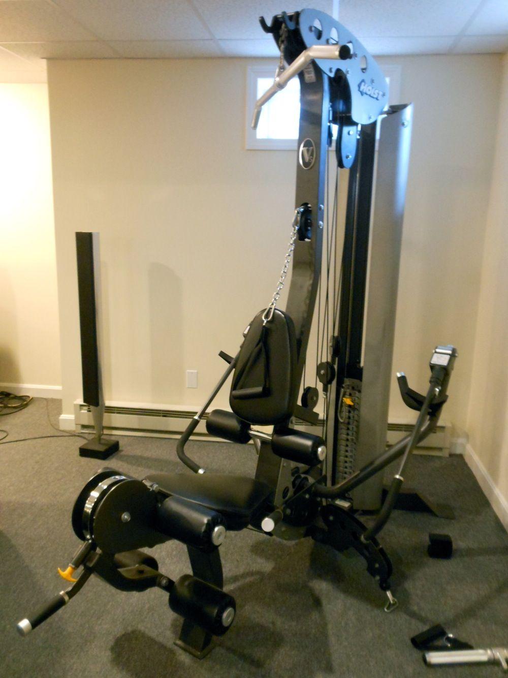 Hoist v5 universal gym gym equipment at home gym gym workouts gym