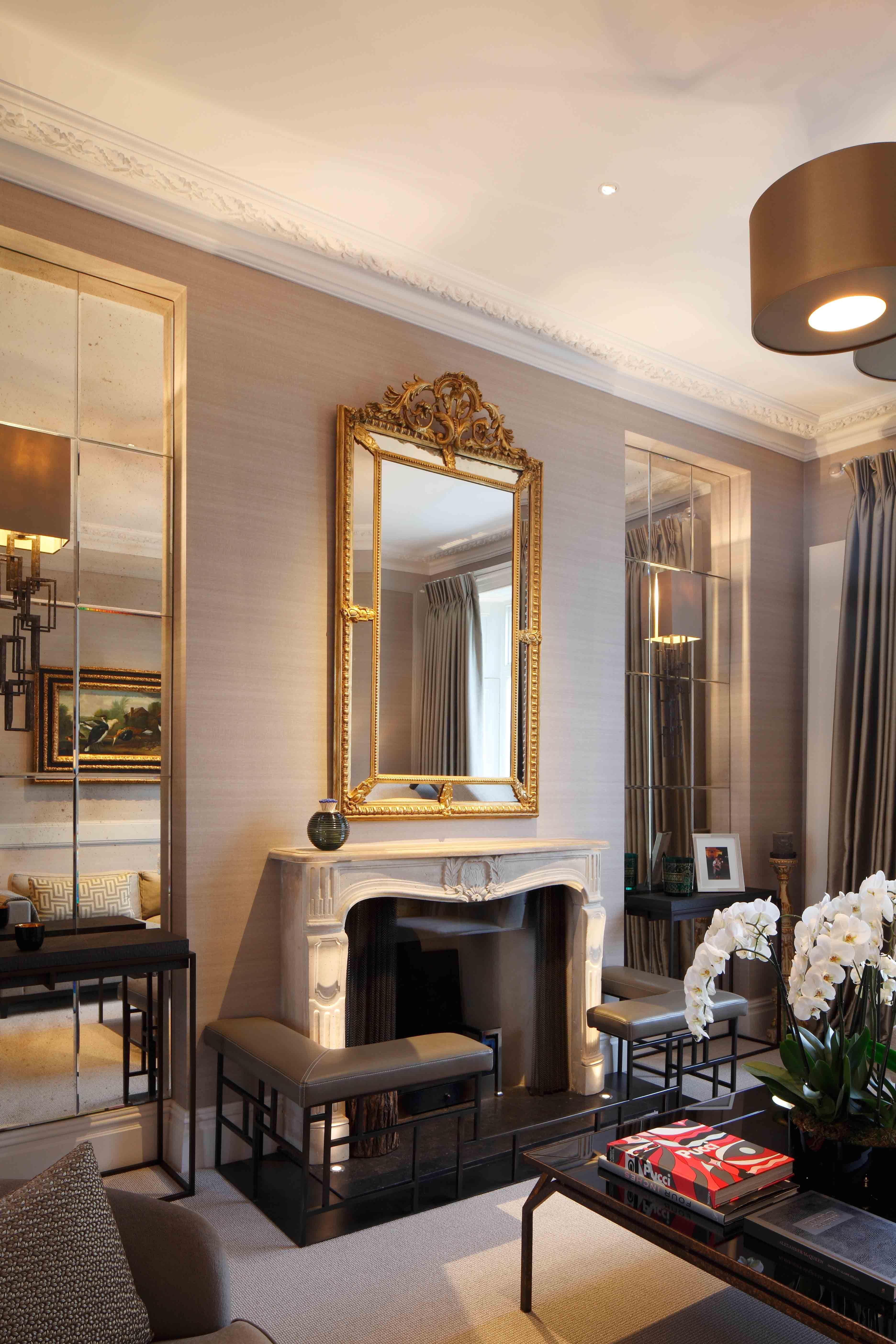 5 top tips for great fireplace lighting  lighting design