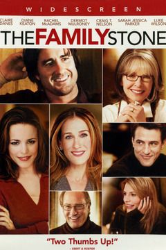 The Family Stone- One of my favorite Christmas movies