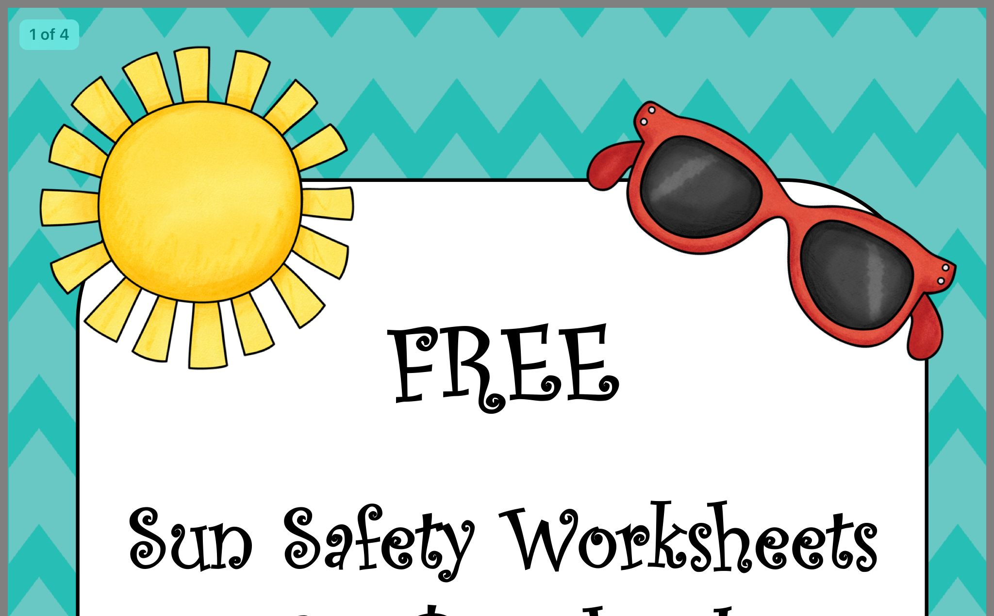 Pin By Mandy Leigh Dias On Safety Worksheets