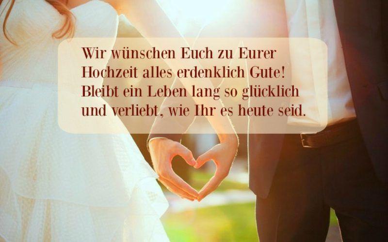 Gluckwunsch Zur Hochzeit 52 Inspirierende Ideen Wedding Wishes For Card Wedding Wishes Wedding Congratulations