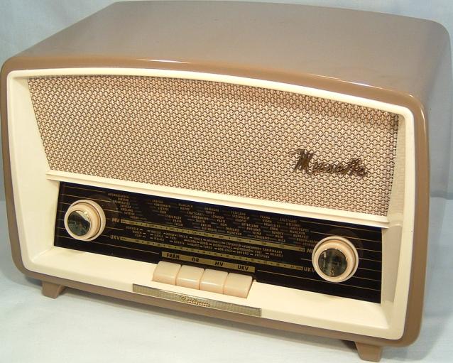 عکس رادیو های قدیمی