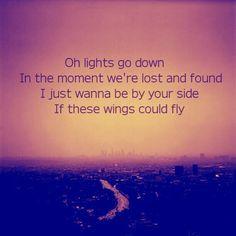 If These Wings Could Fly Wings Lyrics Fly Lyrics Cool Lyrics
