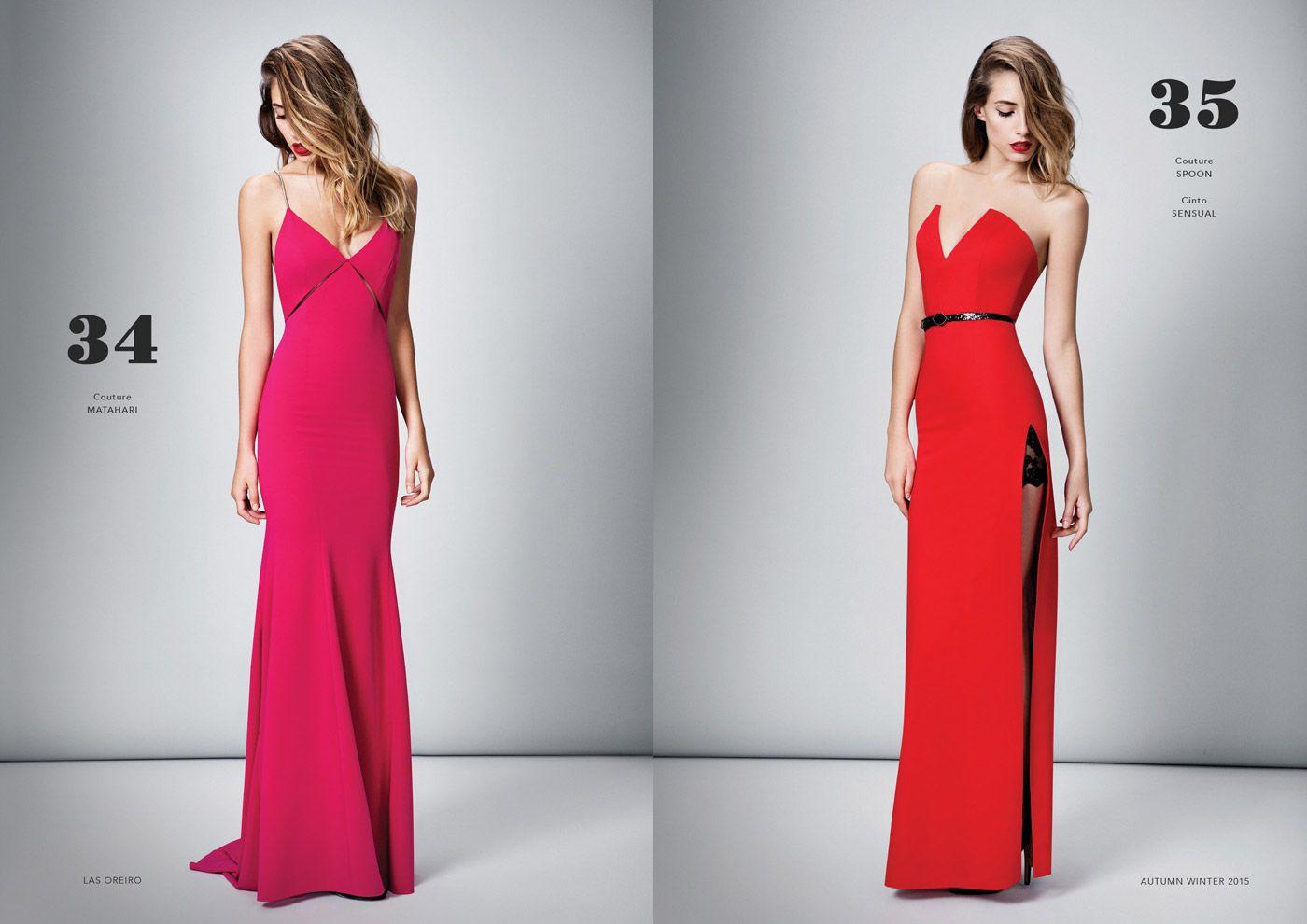 457e17ea0b Las Oreiro Las Oreiro Vestidos