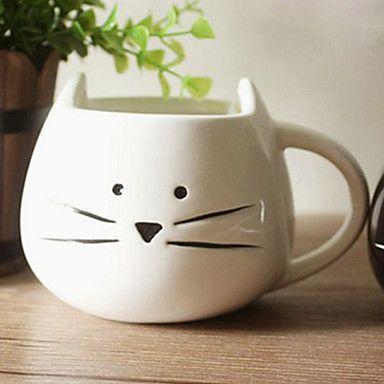 Cute Cat Coffee Mug                                                                                                                                                                                 More